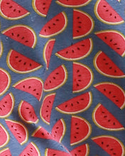 The Sigrid Dress - Melon Print Plus