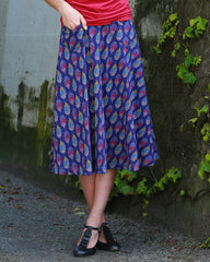 The Picnic Skirt - Deciduous Print