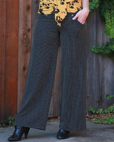 The Eleanor Pants - A'Pois