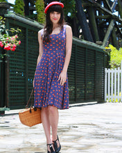 The Caterina Dress- Pomodoro Print SAMPLE *Final Sale*