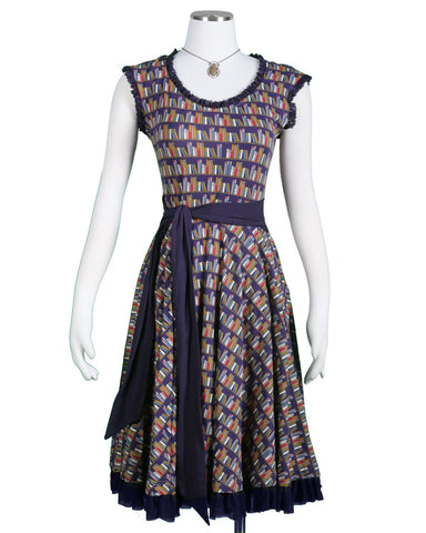 The Caron Dress - Library Print