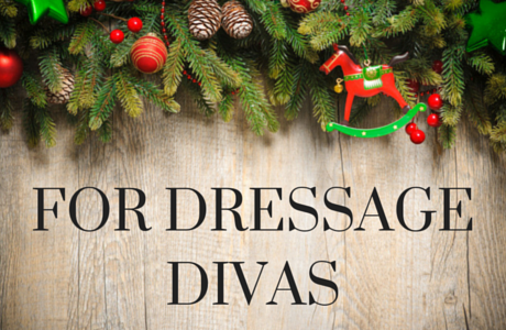 Christmas Horse Gifts For Dressage Divas