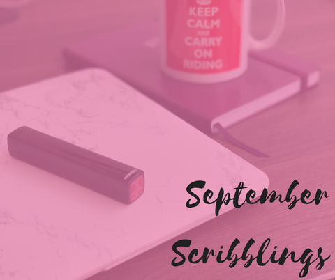 September Scribblings