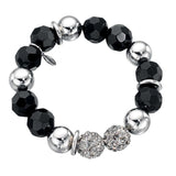 Fiorelli Large Bead Stretch Bracelet