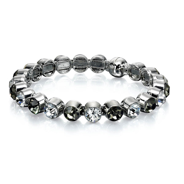 Fiorelli Sparkle Bangle With Magnetic Clasp