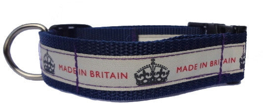 Made In Britain Dog Collar