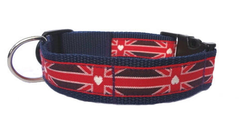 British Dog Collar
