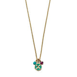 Fiorelli Charm Necklace