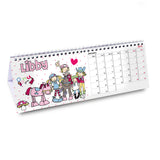 Bang On The Door Pony Desk Calendar