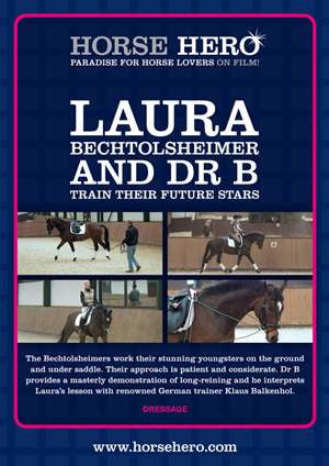 Laura B & Dr B train their future stars Horse Hero DVD DVDHH4