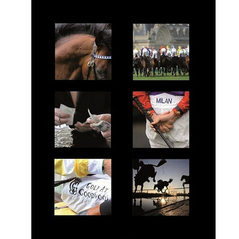 Set of 6 Horse Racing Coasters
