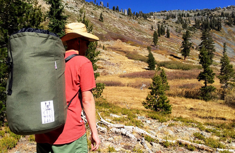 More Than a Laundry Bag - Backpacking in Desolation Wilderness with ChipmunkBags