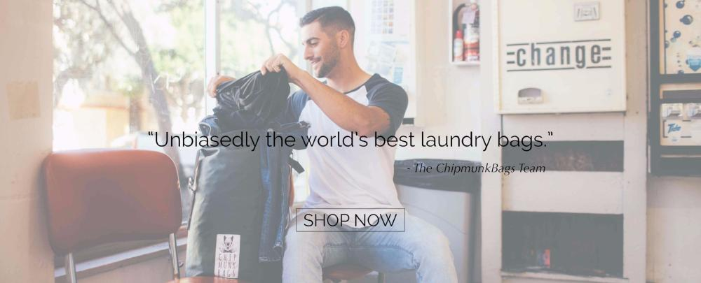 ChipmunkBags | Quality laundry bags.