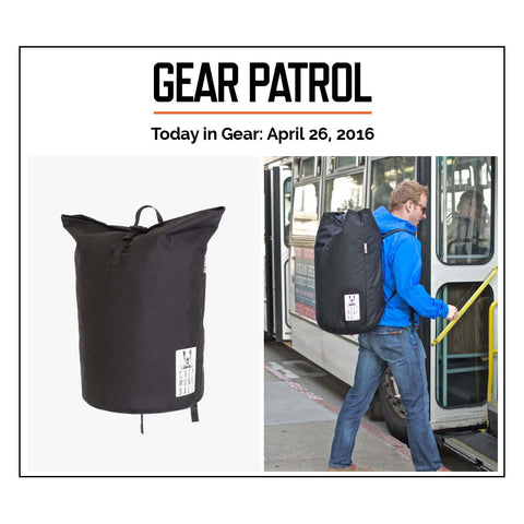 ChipmunkBags is Gear Patrol's choice for top laundry bag.