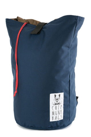The ChipmunkBag | 115 Liter Laundry Backpack