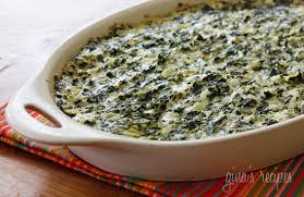 Cayo Spicy Spinach Dip