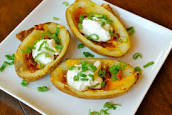 Habanero Potato Skins
