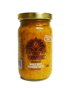 Truly Tumeric Paste 8 oz jar
