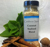 Coconut Seafood Blend