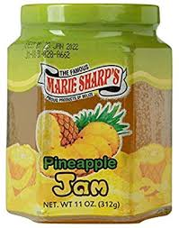 Marie Sharps Pineapple Jam