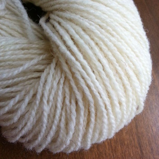 Heritage Tunis Sock Yarn, Colorado-Grown Wool, 3.5 oz