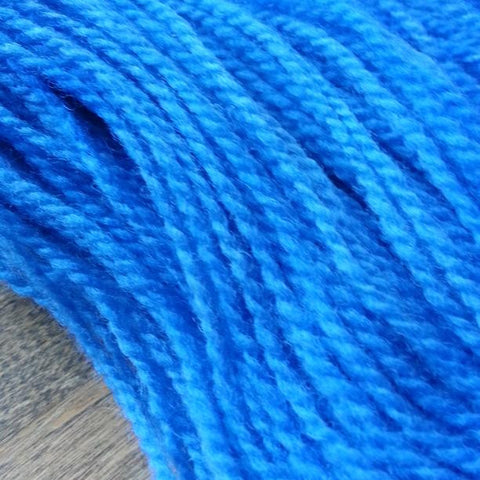 Colorado Blue Colorado-Grown Wool Sock/Sport Yarn, 3.5 oz
