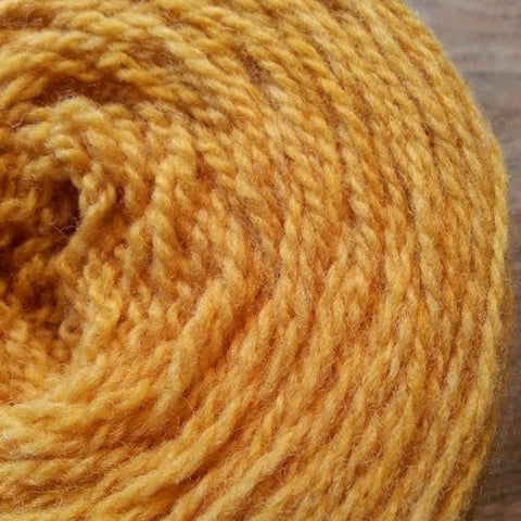 Animas Gold Colorado-Grown Wool Sock/Sport Yarn, 3.5 oz