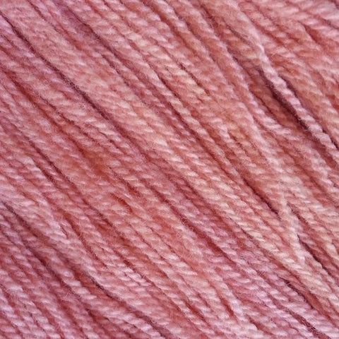 Peach Blossom Colorado-Grown Wool Sock/Sport Yarn, 3.5 oz