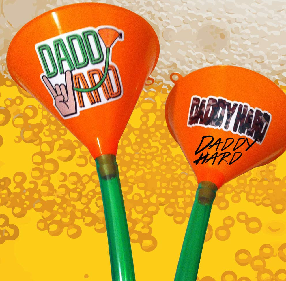 Original Daddy Hard Funnel (autographed)