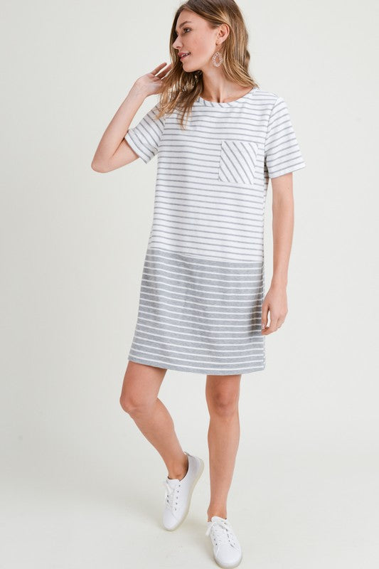 Striped Tennis Dress