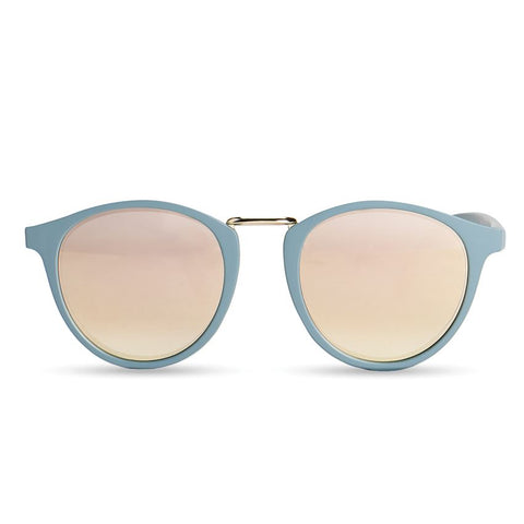 Lulu Mirrored Sunglasses