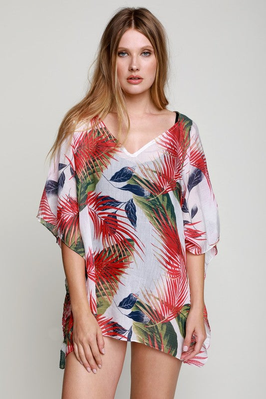 Tropical Pullover