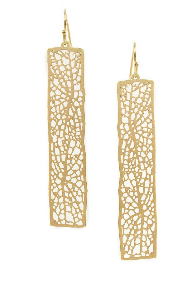 Bar Drop Earrings