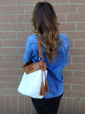 Sherpa Bucket Bag