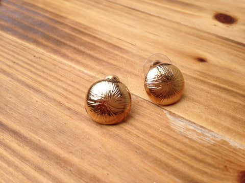 Gold Dome Studs