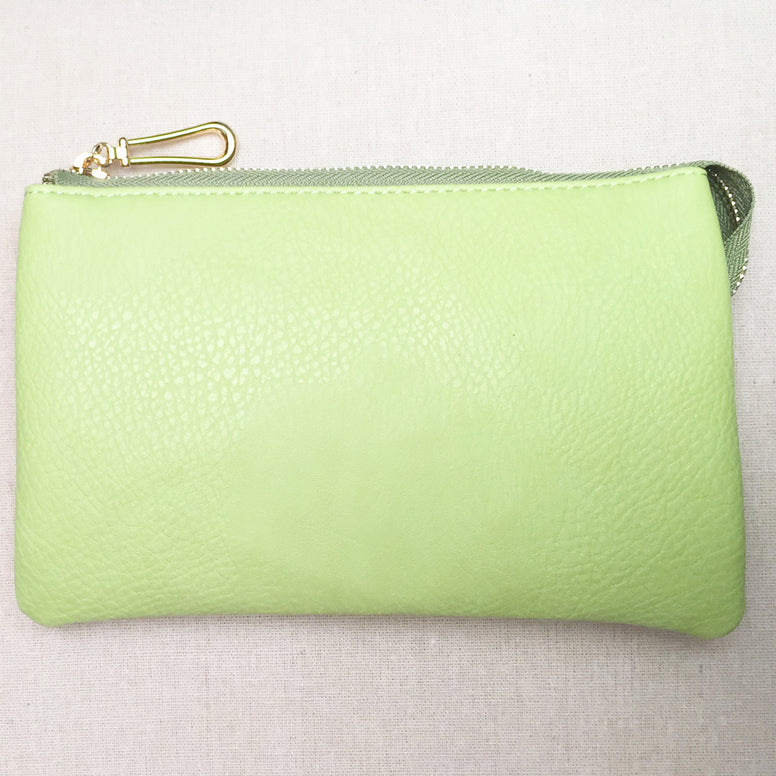 Lime Sorbet Crossbody Bag
