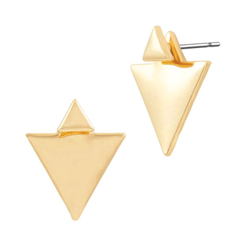 Geometric Earring Jackets