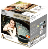 M-Spa Luxury Exotic M-115S Inflatable Hot Tub