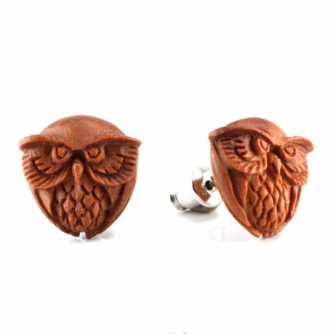 Burrowing Owl MAKERPin Studs
