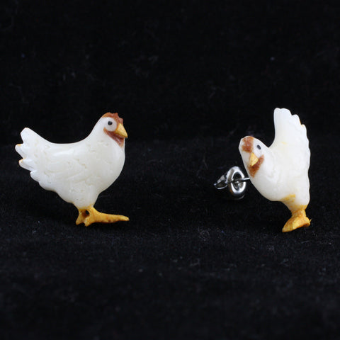 Chicken MAKERPin Studs