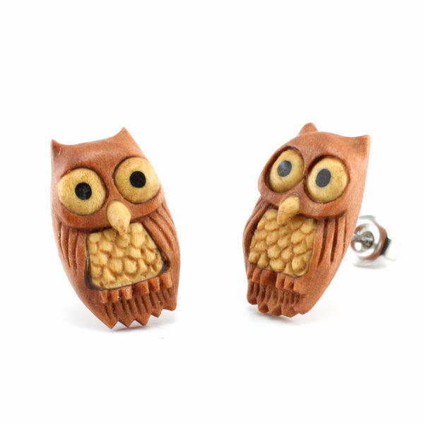 Chill Owl MAKERPin Studs