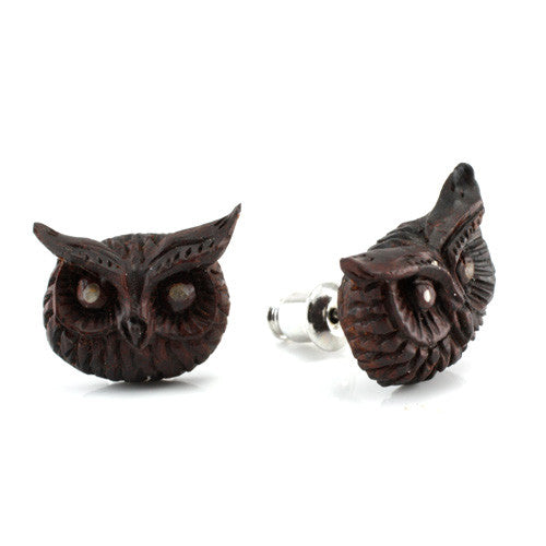 Eagle Owl MAKERPin Studs