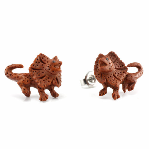 Frilled Lizard MAKERPin Studs