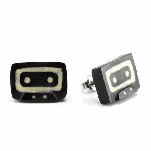 Mix Tape MAKERPin Studs
