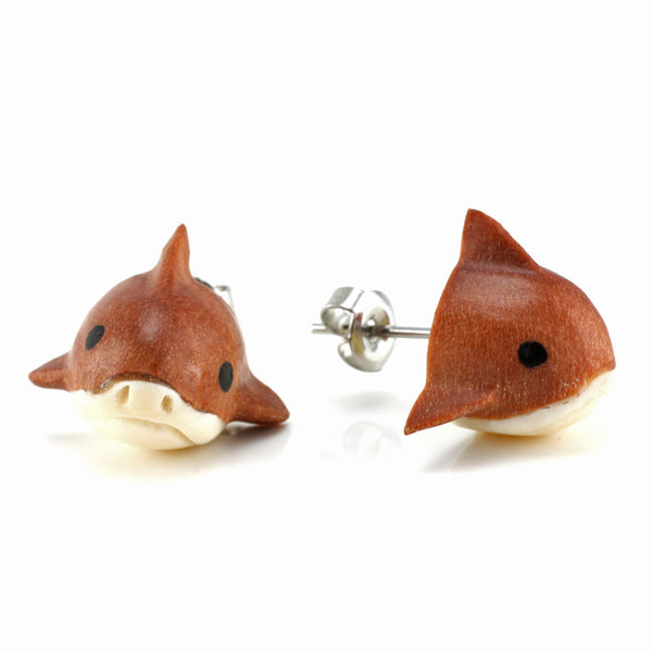 Shark Moji MAKERPin Studs