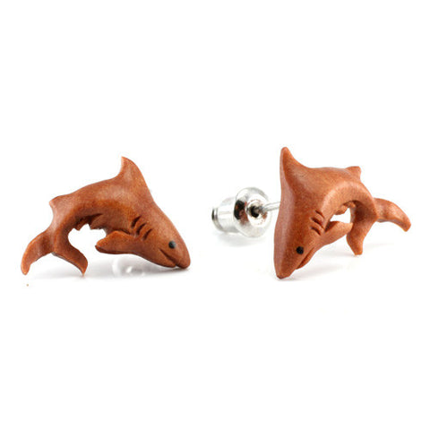 Shark (Great White) MAKERPin Studs