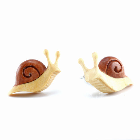 Tree Snail MAKERPin Studs