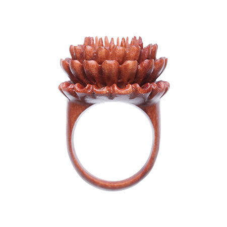Chrysanthemum Ring (S)