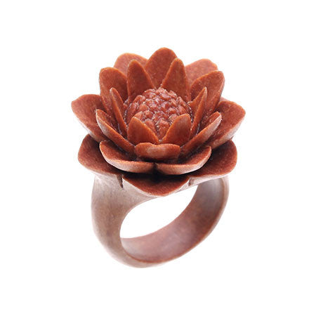Water Lily Ring (S)