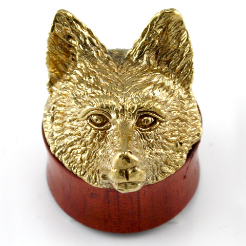 Brass Fox